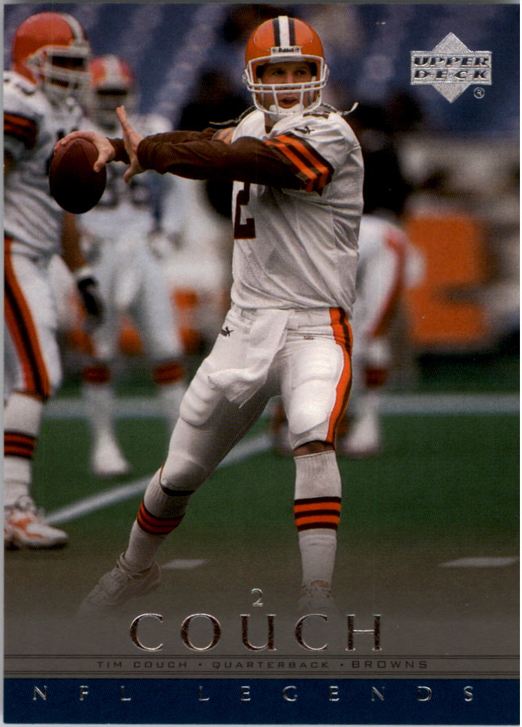 2000 Upper Deck Legends #83 Tim Couch