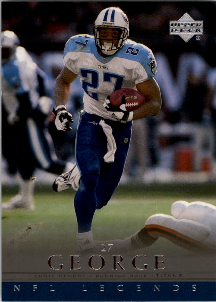 2000 Upper Deck Legends #85 Eddie George