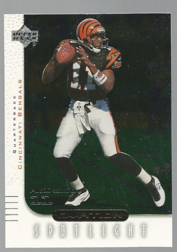 2000 Upper Deck Ovation Spotlight #OS14 Akili Smith