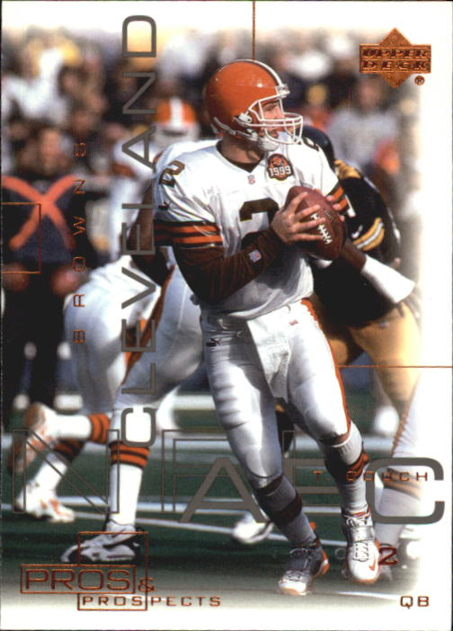 2000 Upper Deck Pros and Prospects #18 Tim Couch