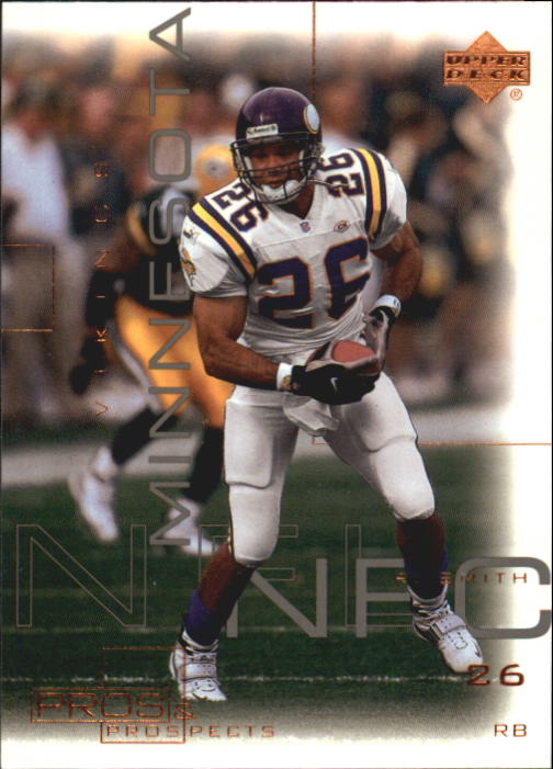 2000 Upper Deck Pros and Prospects #46 Robert Smith