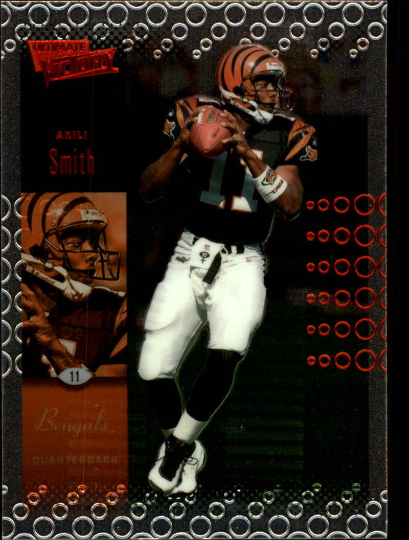 2000 Ultimate Victory #19 Akili Smith
