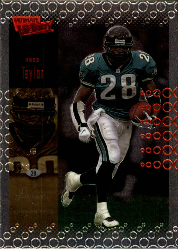 2000 Ultimate Victory #42 Fred Taylor