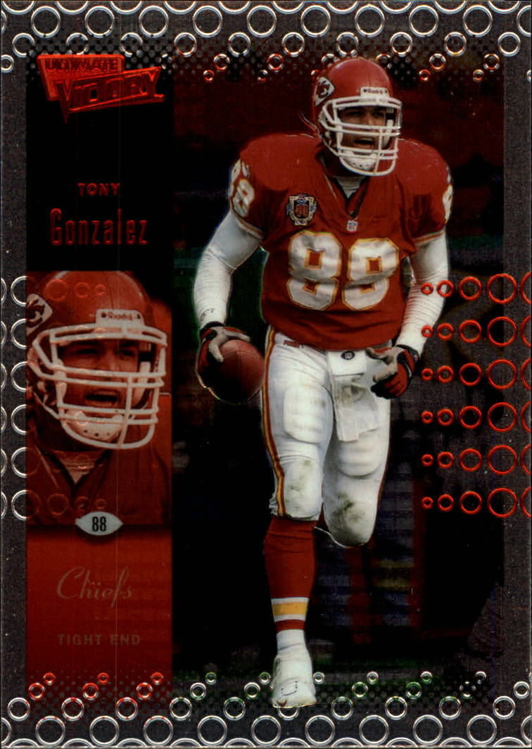 2000 Ultimate Victory #45 Tony Gonzalez