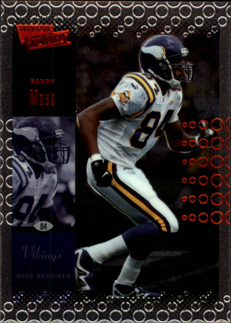 2000 Ultimate Victory #50 Randy Moss