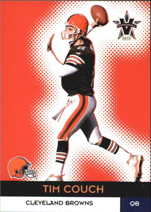 2000 Vanguard #12 Tim Couch