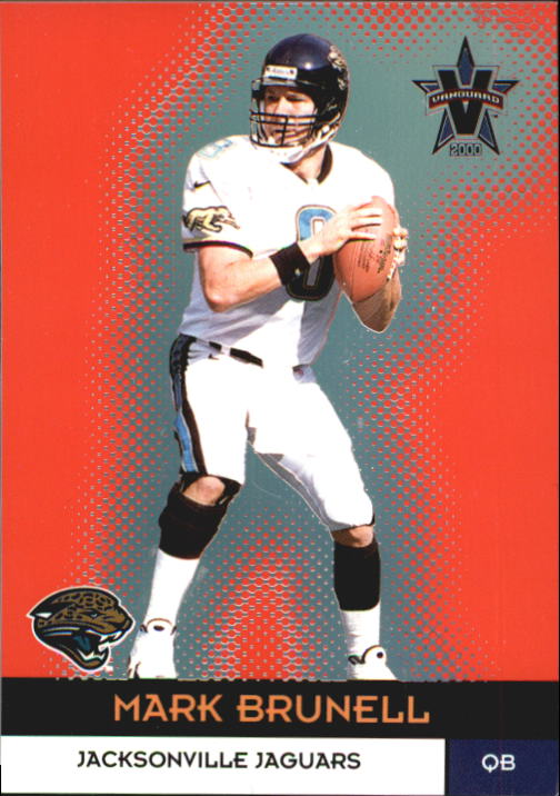 2000 Vanguard #24 Mark Brunell