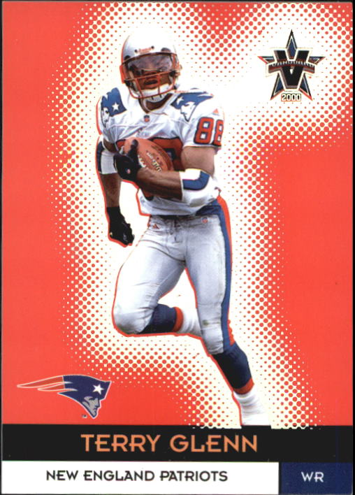 2000 Vanguard #39 Terry Glenn