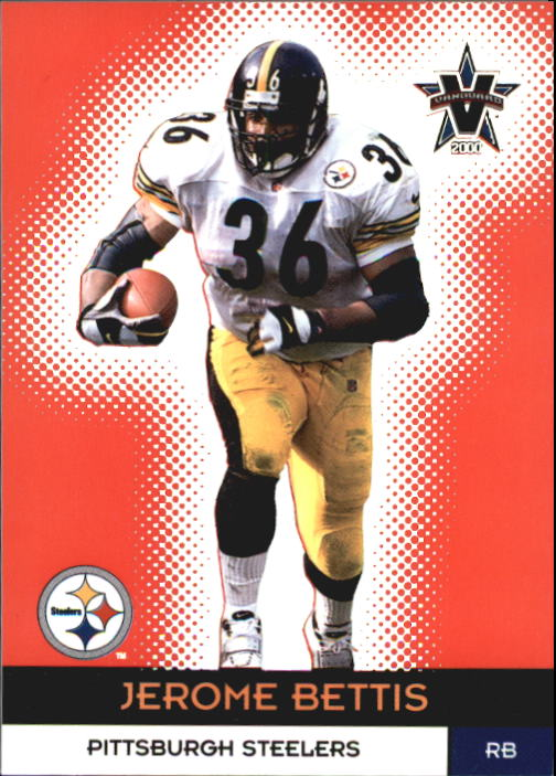 2000 Vanguard #48 Jerome Bettis