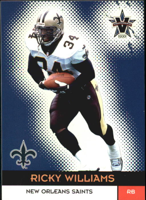 2000 Vanguard #100 Ricky Williams
