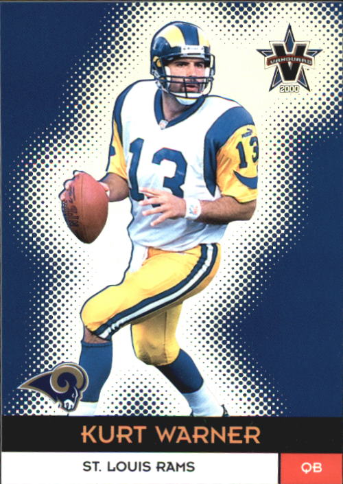 2000 Vanguard #112 Kurt Warner