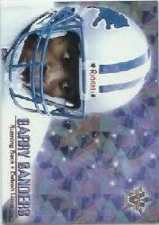 2000 Vanguard Cosmic Force #5 Barry Sanders