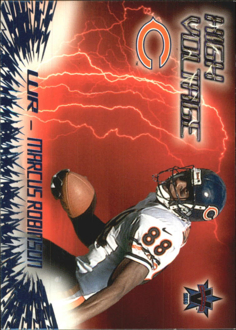 2000 Vanguard High Voltage #4 Marcus Robinson
