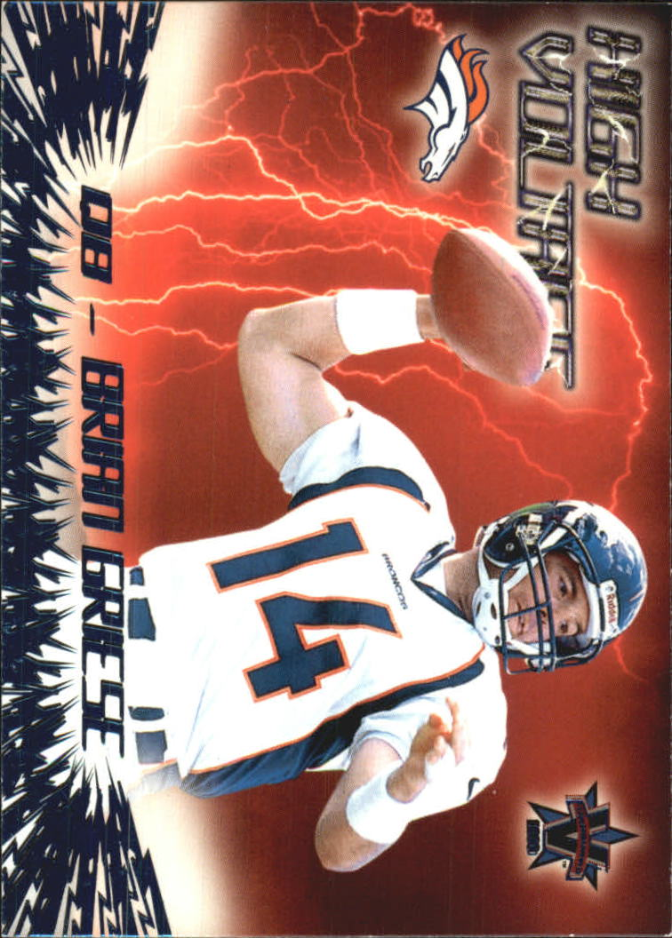 2000 Vanguard High Voltage #11 Brian Griese