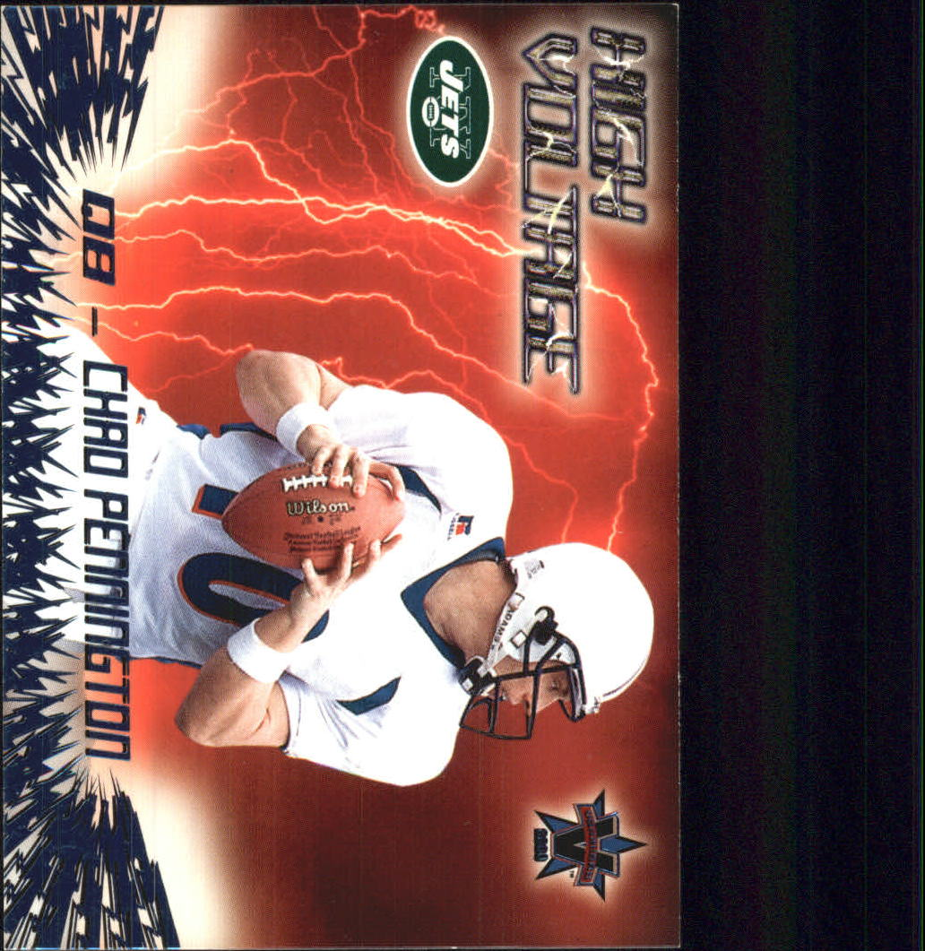 2000 Vanguard High Voltage #24 Chad Pennington