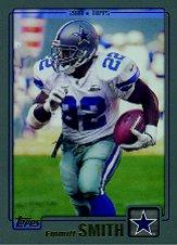 2001 Topps Promos #P1 Emmitt Smith