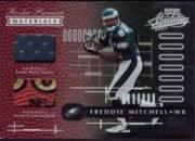 2001 Absolute Memorabilia #169 Freddie Mitchell RPM RC