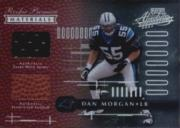 2001 Absolute Memorabilia #178 Dan Morgan RPM RC