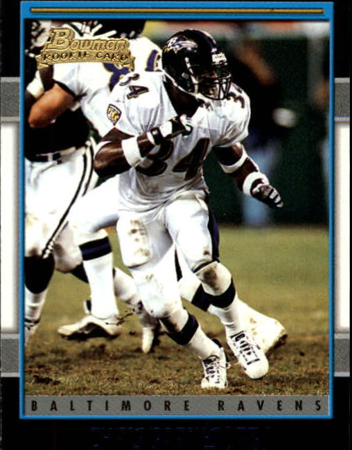 2001 Bowman #134 Chris Barnes RC