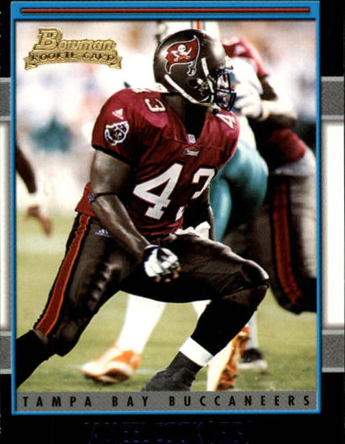 2001 Bowman #144 Jameel Cook RC