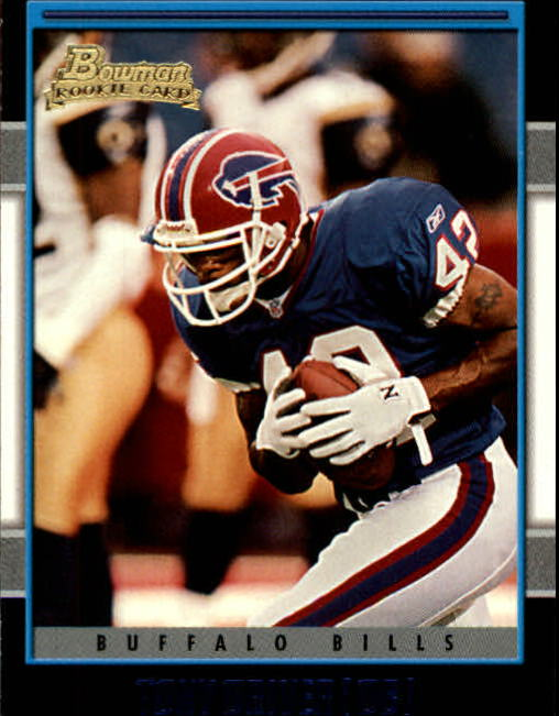 2001 Bowman #261 Tony Driver RC
