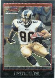2001 Bowman Chrome #30 Torry Holt