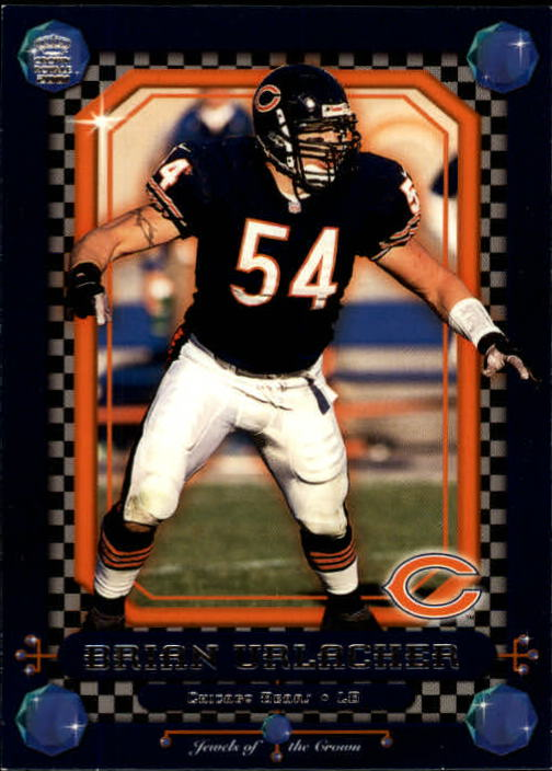 2001 Crown Royale Jewels of the Crown #2 Brian Urlacher