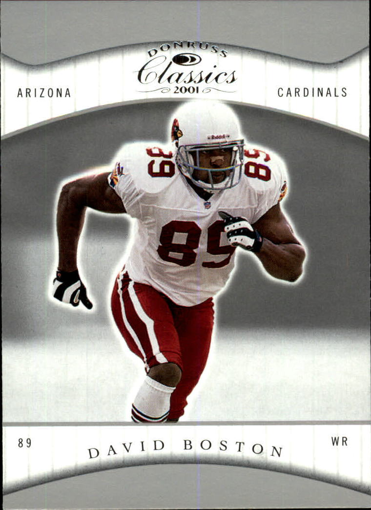 2001 Donruss Classics #1 David Boston
