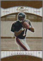 2001 Donruss Classics #101 Michael Vick RC