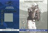 2001 Donruss Classics Stadium Stars #SS2 Raymond Berry front image