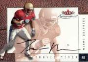 2001 Fleer Authority Autographs #17 Travis Minor/500*
