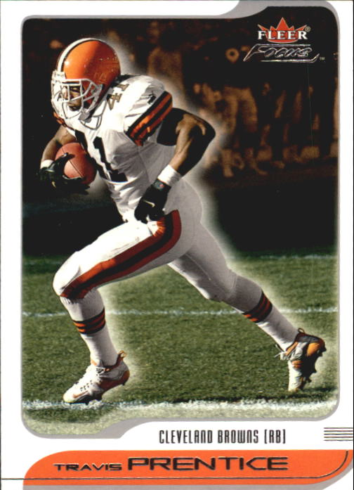 2001 Fleer Focus #28 Travis Prentice