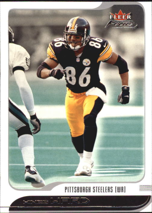 2001 Fleer Focus #57 Hines Ward