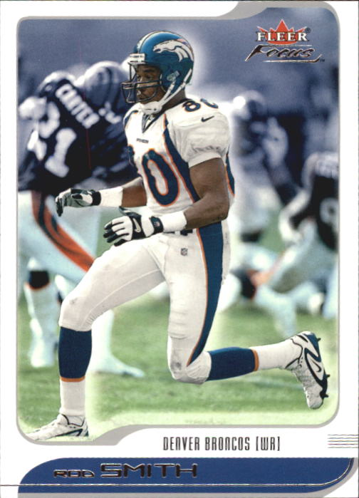 2001 Fleer Focus #61 Rod Smith