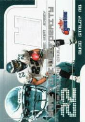 2001 Fleer Game Time Uniformity #31 Duce Staley