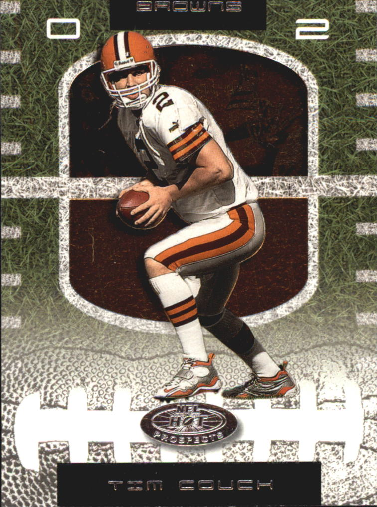 2001 Hot Prospects #2 Tim Couch
