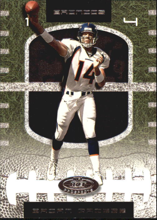 2001 Hot Prospects #14 Brian Griese