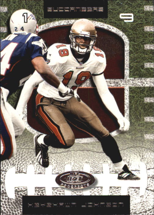 2001 Hot Prospects #19 Keyshawn Johnson