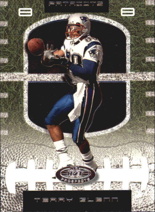 2001 Hot Prospects #23 Terry Glenn