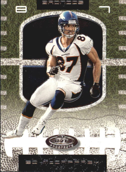 2001 Hot Prospects #33 Ed McCaffrey
