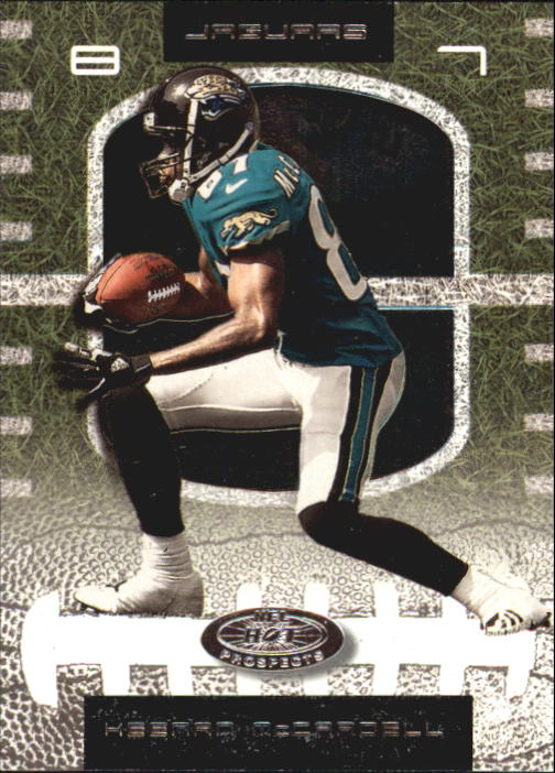 2001 Hot Prospects #39 Keenan McCardell