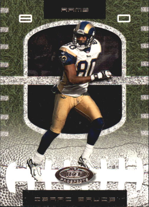 2001 Hot Prospects #64 Isaac Bruce