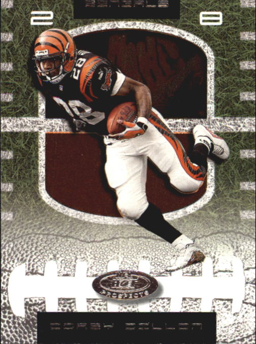 2001 Hot Prospects #75 Corey Dillon