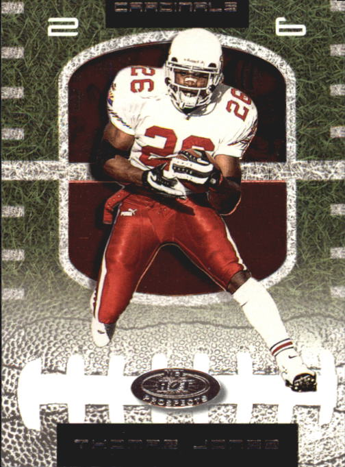 2001 Hot Prospects #77 Thomas Jones