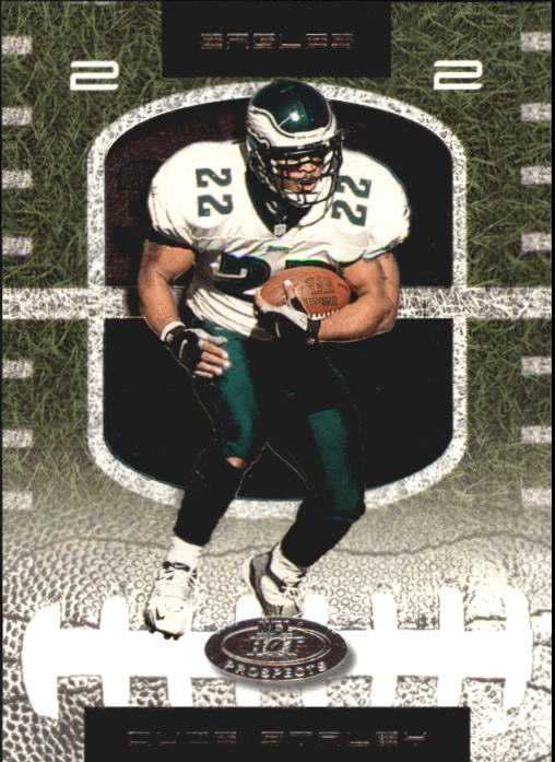 2001 Hot Prospects #78 Duce Staley