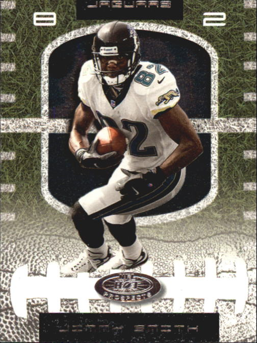 2001 Hot Prospects #82 Jimmy Smith