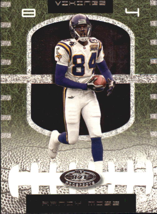 2001 Hot Prospects #84 Randy Moss