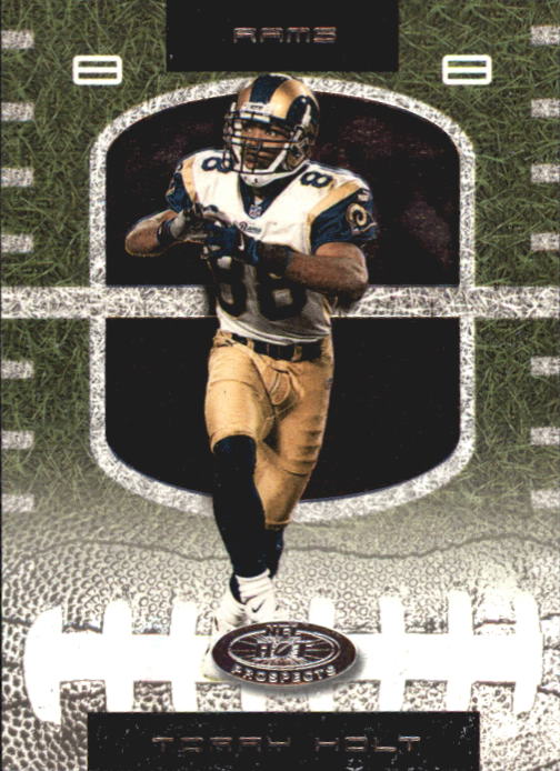 2001 Hot Prospects #88 Torry Holt
