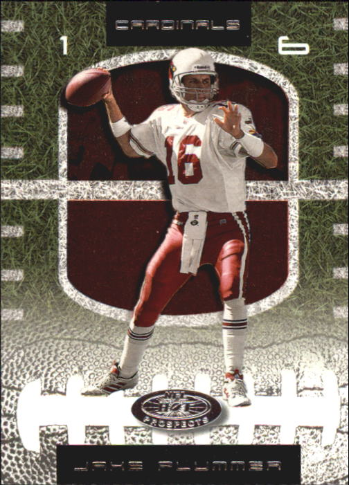 2001 Hot Prospects #90 Jake Plummer