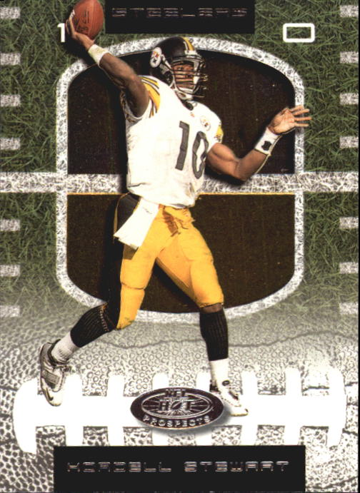 2001 Hot Prospects #97 Kordell Stewart